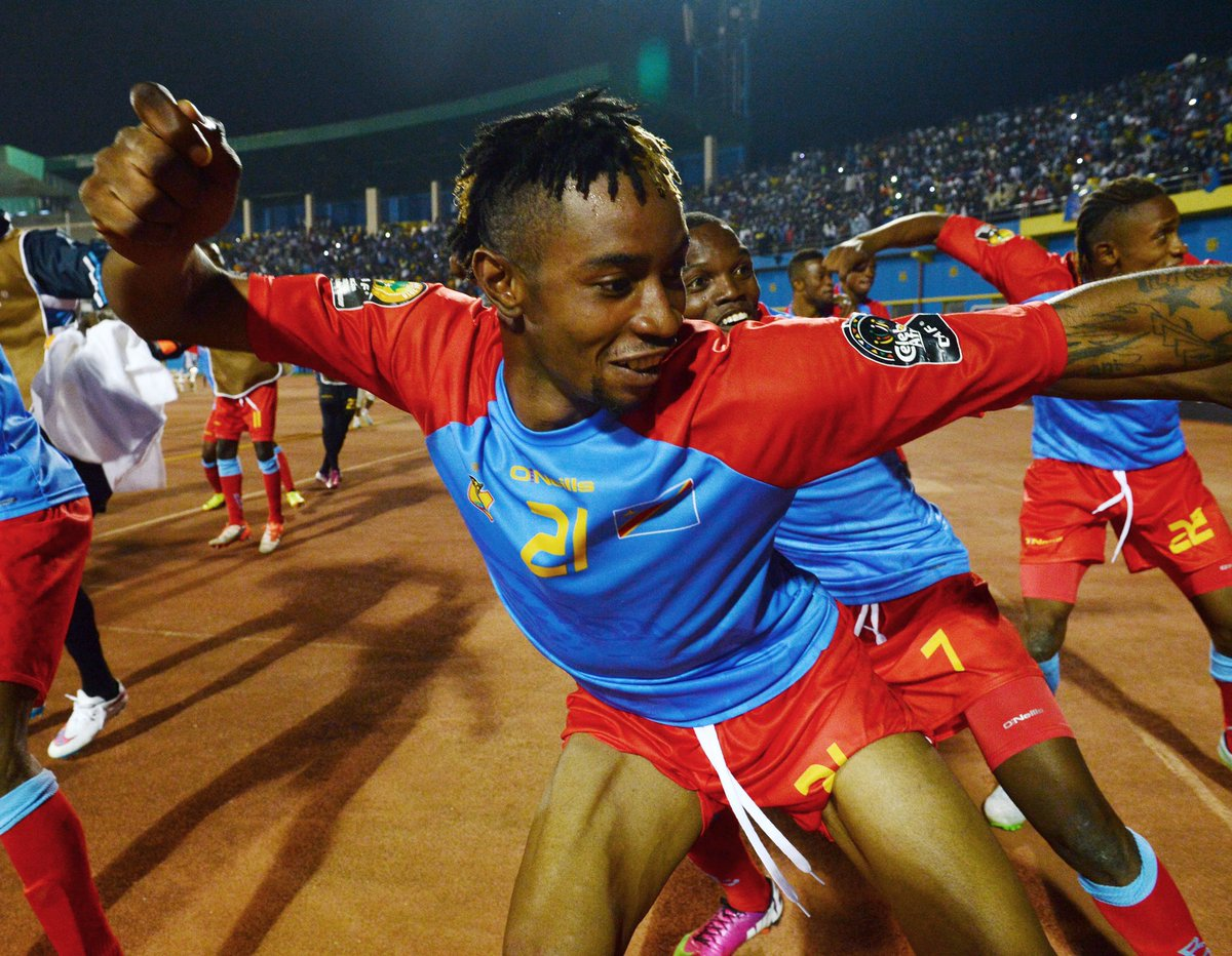 Happy Birthday to Democratic Republic of Congo  forward, Jonathan Bolingi!   #AfricanFootball pic.twitter.com/wRAFUMWjRO