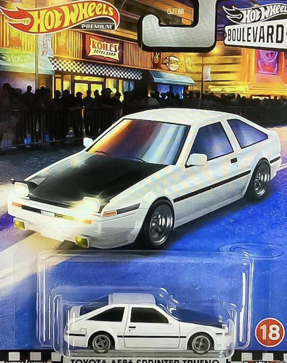 New car AE86! HOTWHEELS pic.twitter.com/xVbCpnivlq  by 🔰Devon Own Civic 2020 Silver