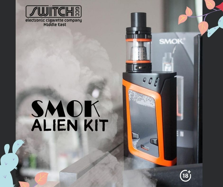 🔞🔞🔞 SMOK ALIEN KIT Smoking is injurious to health. Stop smoking and start vaping. Dial 32095389 for further information. Dial 36090836 to place your orders. #Vape #eciggrate #bahrain #smoke #switch #vaping #Bahrainstore #Bahrainmarket #Bahrani #bahrainvape #Bahrainecig https://t.co/JfqHQTGcSD