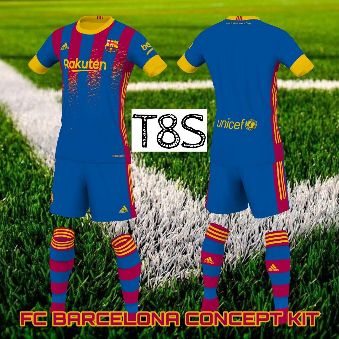 FC BARCELONA 🔵🔴 @FCBarcelona Concept Kit Made with @PESMasterSite  #eFootballPES2020 #kitmaker #kitfantasy #kitconcept #kit #Concept #conceptkit #FCBarcelona #Adidas  DOWNLOAD: https://t.co/urlQTWsyHy  @PeSpanda https://t.co/B8I2Q9vMZa  @VirtuaRED https://t.co/r34BMY0fBE https://t.co/jUy5BtFLrQ