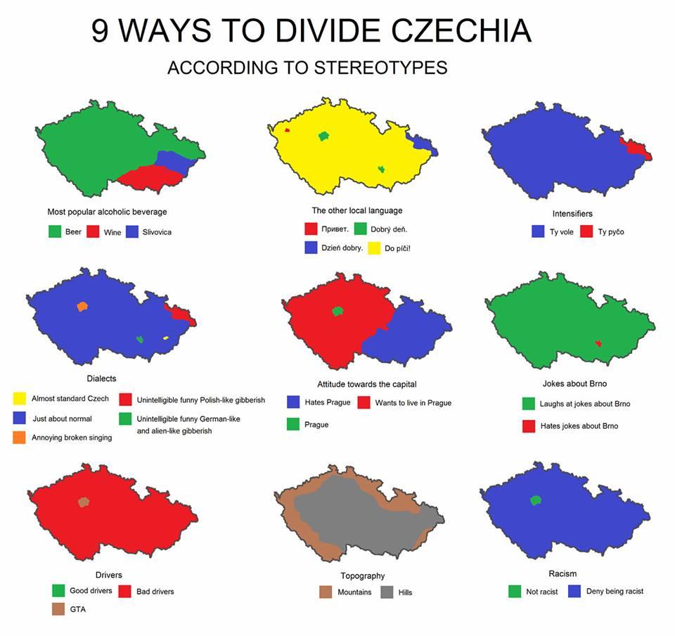 Funny Ways to divide Czech Republic #czechrepublic #Pojdpic.twitter.com/2SiRt0kS0U