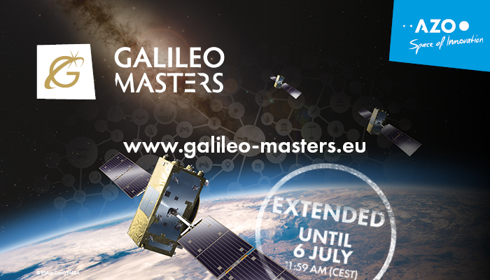 The deadline of the @GalileoMasters Challenge was extended until 6 July! Submit our entry to the leading innovation competion for satelite navigation now! All information can be found here ➡️ https://t.co/sE2rc327KI  #MBS #businesschool #galileomasters #challenge #partner https://t.co/ZbaTNAuEIh
