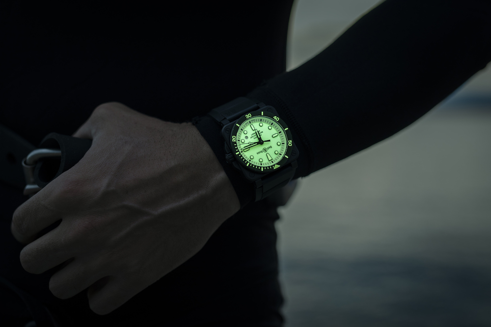 One of the finest dive watches we've seen in some time here at Coolector HQ with the BR 03 92 Diver Full LUM Watch from @BellRossWatches:  >> https://t.co/cv7GLx8Jmo << https://t.co/AQuqyAvQLP