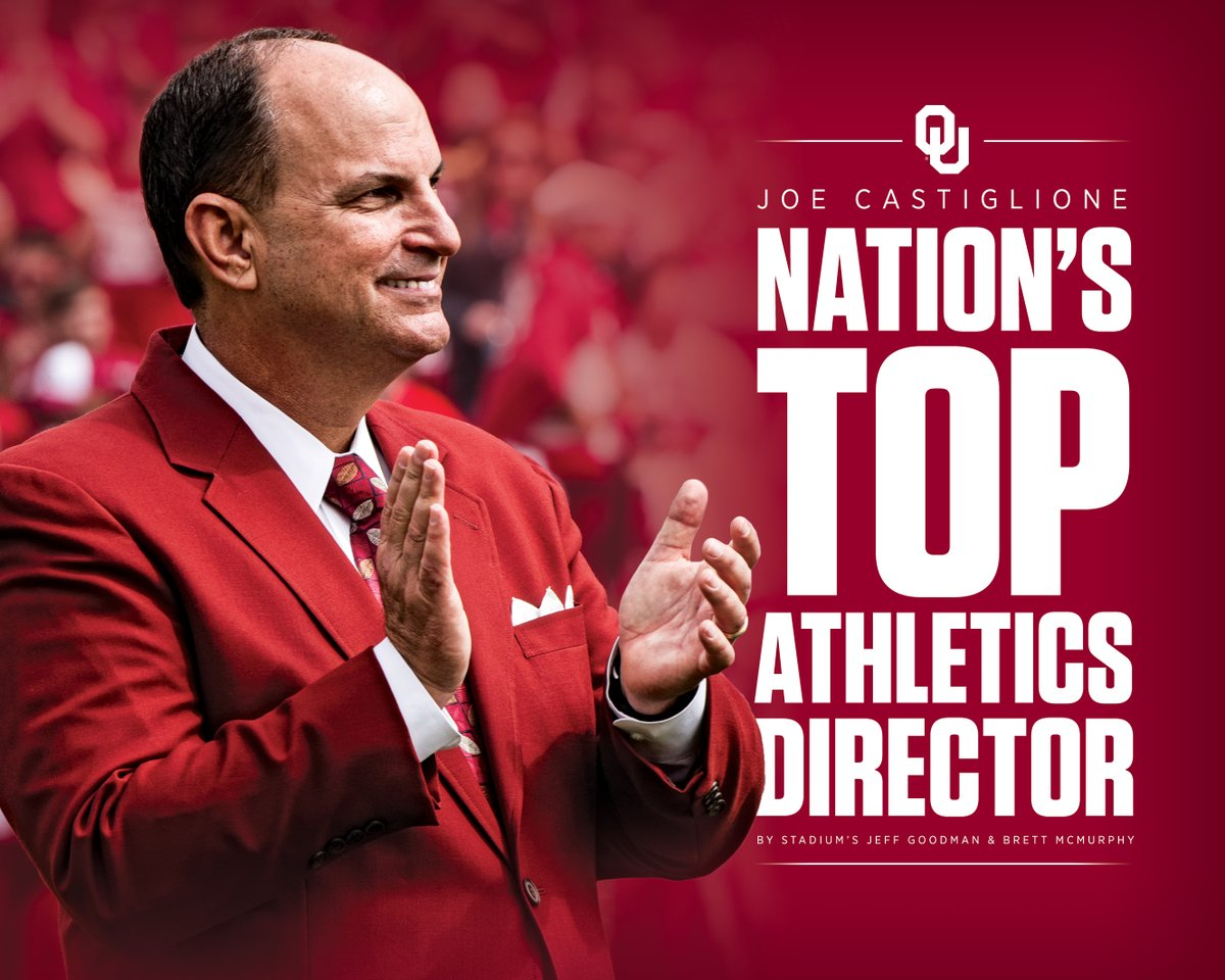 There's only ☝️ @soonerad ➡️ bit.ly/No1AD #BoomerSooner