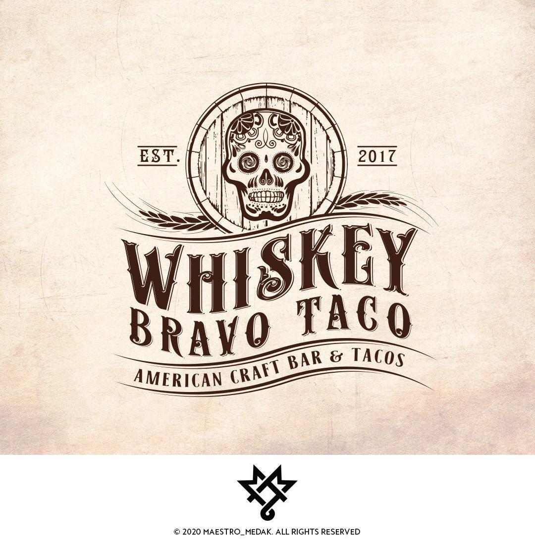 Logo design for American craft bar . #logo #logodesigner #logodesigns #vectorart #handdrawn #handdrawnart #bar #craft #crafting #graphicdesign #cavalera #tacos #whiskey #barrel #oldfashioned #oldschool #logos #logomark #logomaker #logopassion #logobrand #logoplace #logoideaspic.twitter.com/hYjXkbAnup