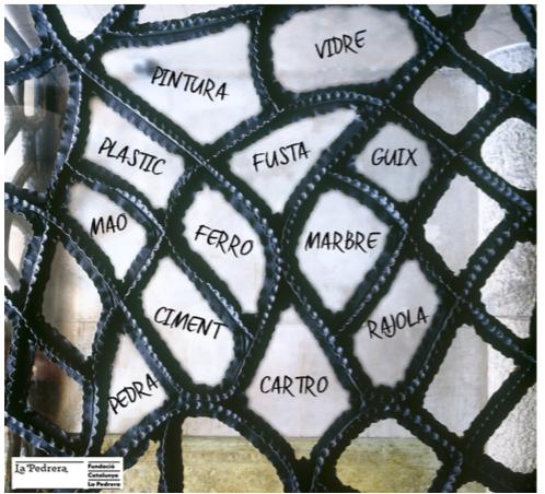 👦👧 Us apropem un nou passatemps per gaudir en família.   En aquest llistat s'han escapat dos materials que Gaudí no va utilitzar per construir #LaPedreraCasaMilà. Saps quins són? 🤔 https://t.co/kfElwnt1dD  Recorda que obrim el 15 de juliol! 🎉 https://t.co/Dc5JFhPqI0