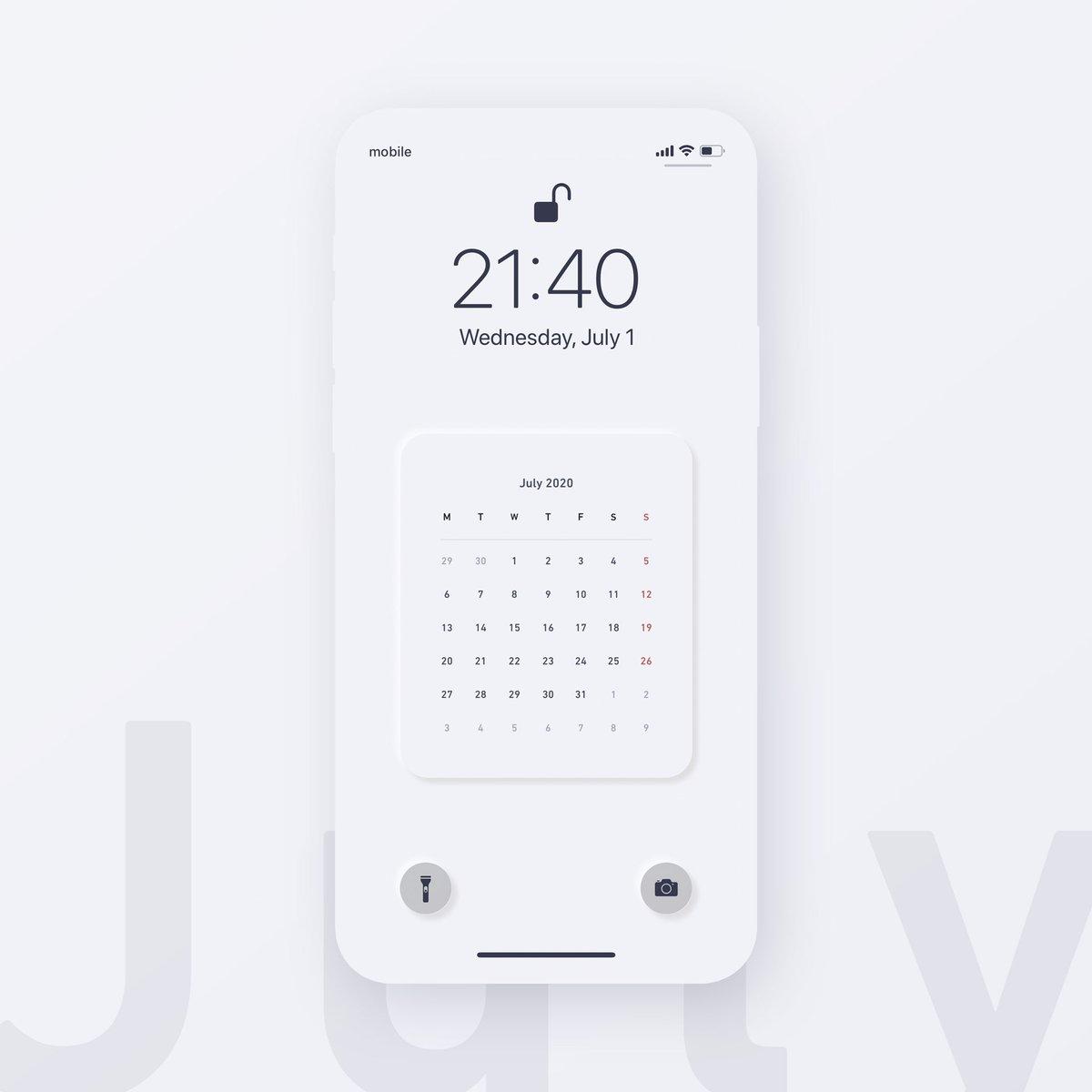 フジタユウト ユトログ 年7月版 Iphone壁紙 ミニマルなiphone用ロック画面壁紙を作りました 対応機種はiphone 6 Iphone 6s Iphone 7 Iphone 8 Iphone Se 第2世代 Iphone X Iphone Xs Iphone Xr