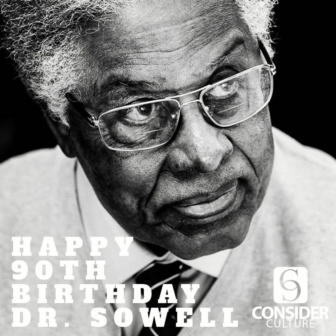 Happy 90th Birthday Thomas Sowell