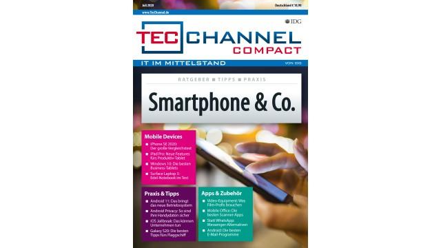 TecChannel Compact 07/2020: Smartphone & Co. richtig einsetzen https://t.co/p5HsgElr4Q https://t.co/HIoGCvAzzB