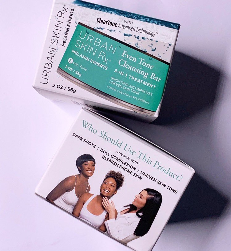The 3-in-1 Even Tone Cleansing Bar is a complexion perfecting cleansing treatment that improves the appearance of uneven skin tone and dark marks. It works as a daily cleanser, mask and exfoliator. 2.0oz: 10,000 Naira  3.7oz: 13,500 Nairapic.twitter.com/OYrM1mc3dI