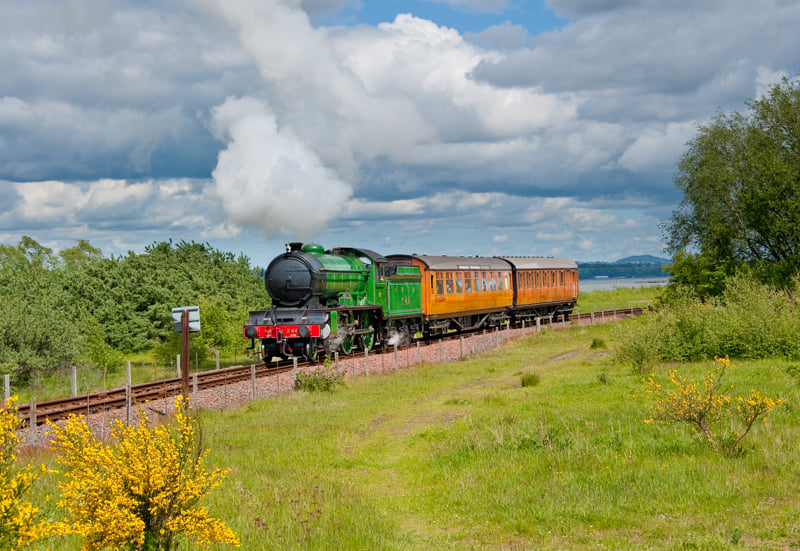 test Twitter Media - It is going to cost us in excess of £100,000 for mechanical and boiler work to get @NtlMuseumsScot D49 'Morayshire' to steam once again.  Help us put this iconic loco 'Back On The Rails' ➡️https://t.co/4guI55d7T1  📸P.Backhouse  ^JS https://t.co/I9RJIf86kO