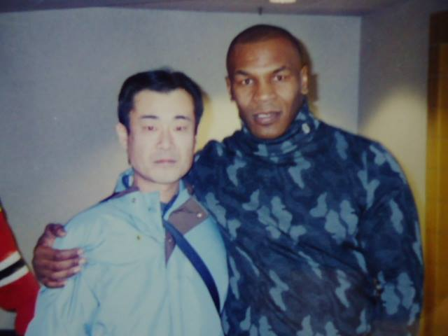 The 54th. Happy birthday!  Mike Tyson!!