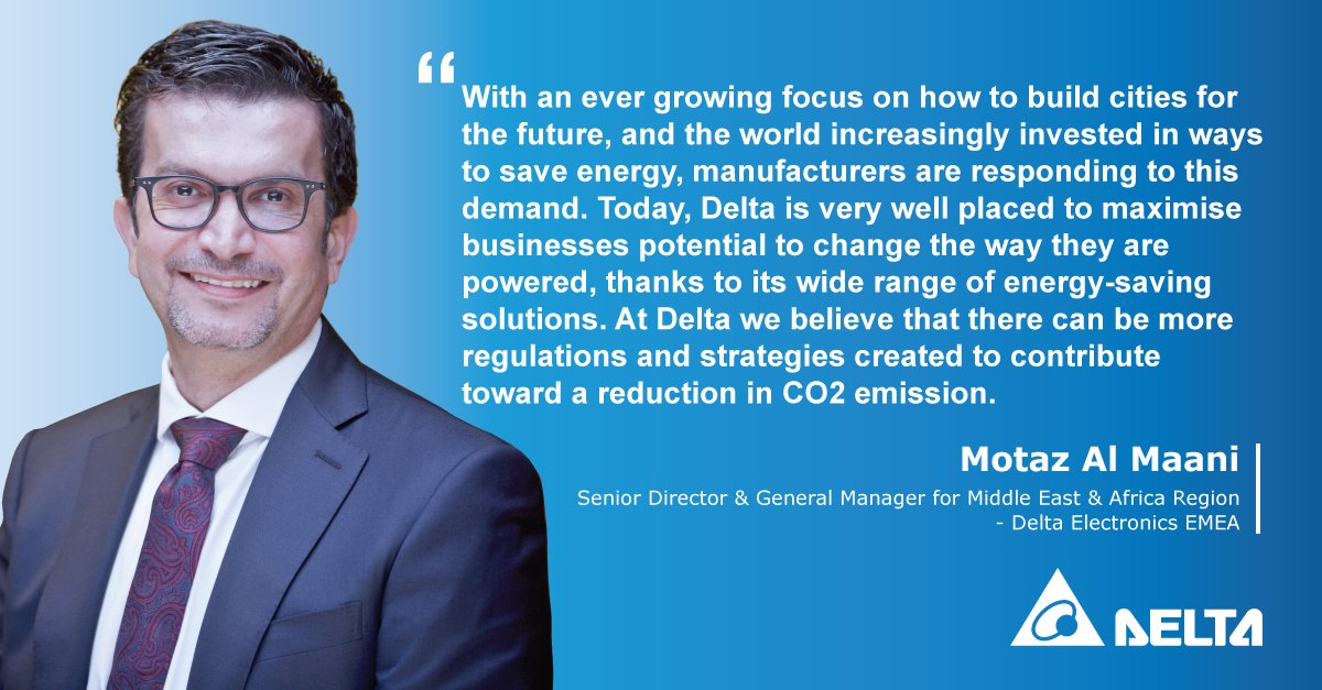 With an ever growing focus on how to build cities for the #future, and the world increasingly invested in ways to #saveenergy, manufacturers are responding to this demand. We believe that there can be more strategies created to contribute toward a reduction in CO2.