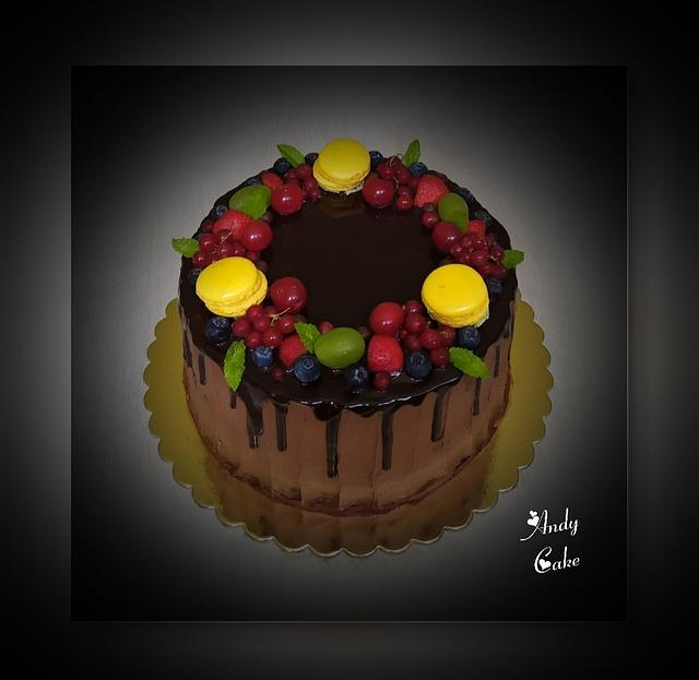 Chocolate cake with fresh fruits http://twib.in/l/88nk777G9p7X  via @CakesDecor #cakedecorating #cakespic.twitter.com/QN7TJqjN8j