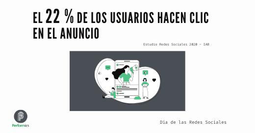 test Twitter Media - ¿Sabías que según el último Estudio de Redes Sociales del @IAB_Spain el 22 % de los usuarios hacen clic en el anuncio?  ¡Feliz #diadelasredessociales!  #SocialMediaDay #socialmedia #intentbasedmarketing  https://t.co/JCPwmoT04s https://t.co/1xI9BZV443