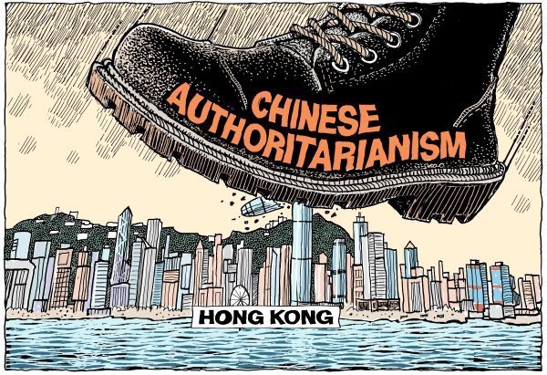 @Reuters 1 Country 2 Systems is officially dead, with the National Security Law passed. Chinese law is now imposed on HK. Our limited autonomy and freedom is being mercilessly stripped away.   We need more countries to take concrete actions against #CCP for destroying HK😣   #StandWithHK https://t.co/TBFlEKUeJ4