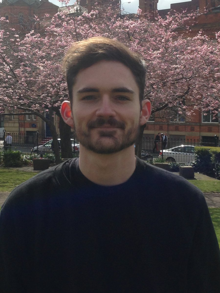 Congratulations to Matthew Flowers, a Ph.D. student @QUBelfast, who has been awarded this years Pollard Fellowship. His research concerns neglected Irish writing between the 1880s and 1920s and how it relates to Irish modernisms; he will be consulting both M&A and EPB material.