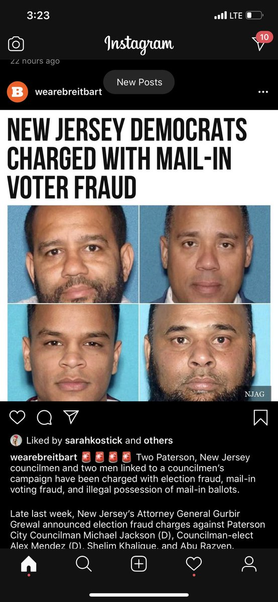 More Voter Fraud...