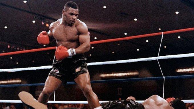 Happy Birthday To Mike Tyson