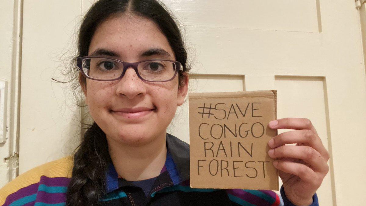 Day 203: #SaveCongoRainforest