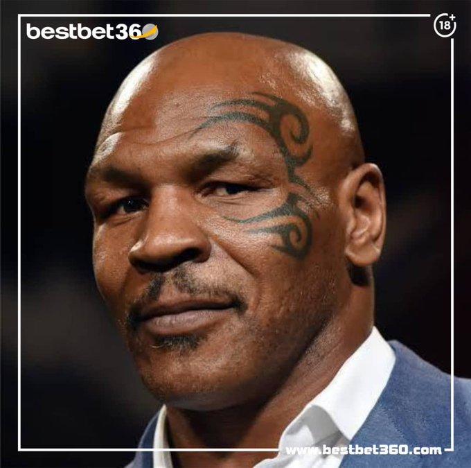 Mike Tyson turns 54 today.  Happy Birthday Legend!