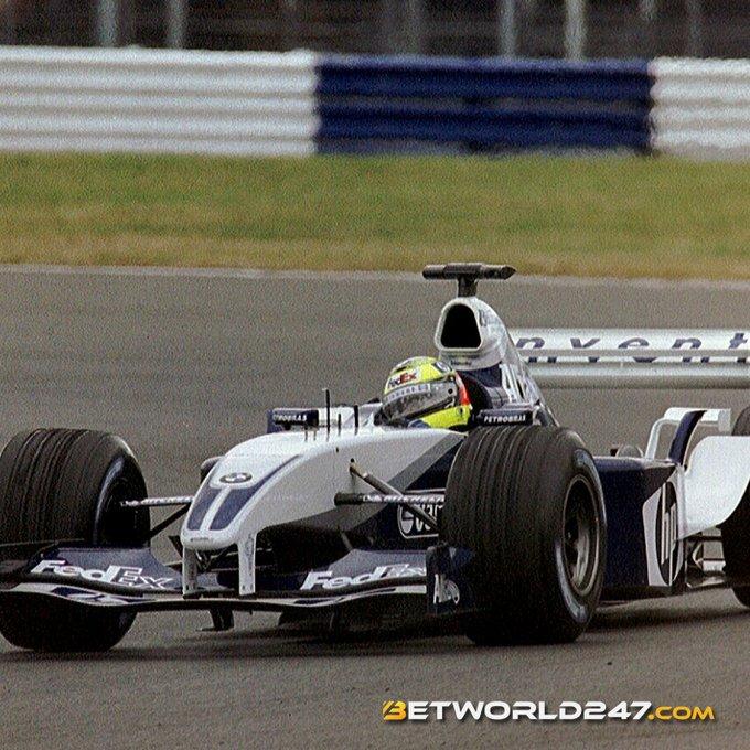 Happy Birthday to Ralf Schumacher