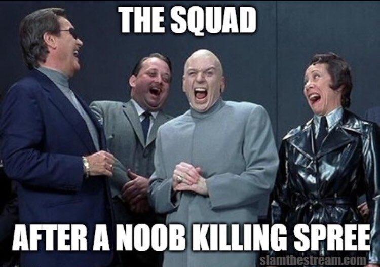 FUN FUN FUN!  Tag your squad   #MEMES #gamingmemes #gamememes #gaming #streamer #twitch #gamer #videogames #slamthestream #fortnite #streaming #facebookgaming #dlivepic.twitter.com/1eOHOe8o3U