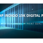 Image for the Tweet beginning: The new HP Indigo 15K