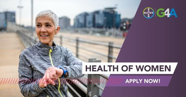 Here at GIANT, we strongly believe in the importance of promoting Health of Women.  If you are a company working in this area, we'd love to direct you to an invaluable opportunity - @G4Ahealth's Partnerships program! 👉 https://t.co/NvwY3JOrar https://t.co/hty1svGpxX