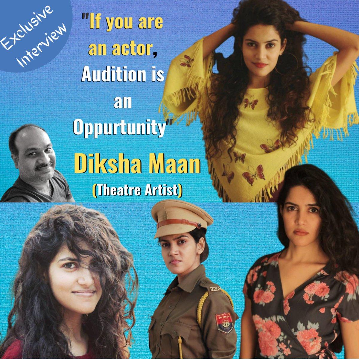 Exclusive interview with Diksha Maan, theatre artist. #dikshamaan #theatreartist #filmartist #onlineinterview #filmactress #IndianActress #bollywoodactress #ActressInterview #IndianCelebrity #Artistinterview #bestofguru #youngartist  https://youtu.be/WryzevAM8HIpic.twitter.com/yg76YoeVUl