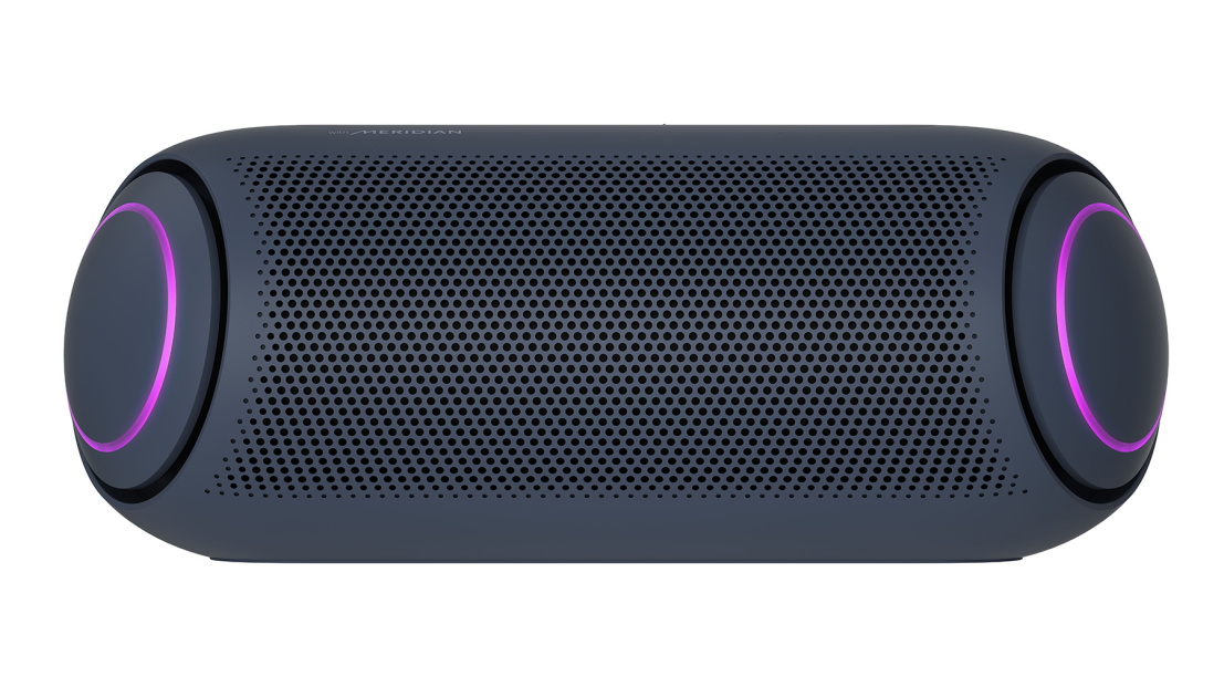 LG's latest Bluetooth speakers have passive radiators for extra bass