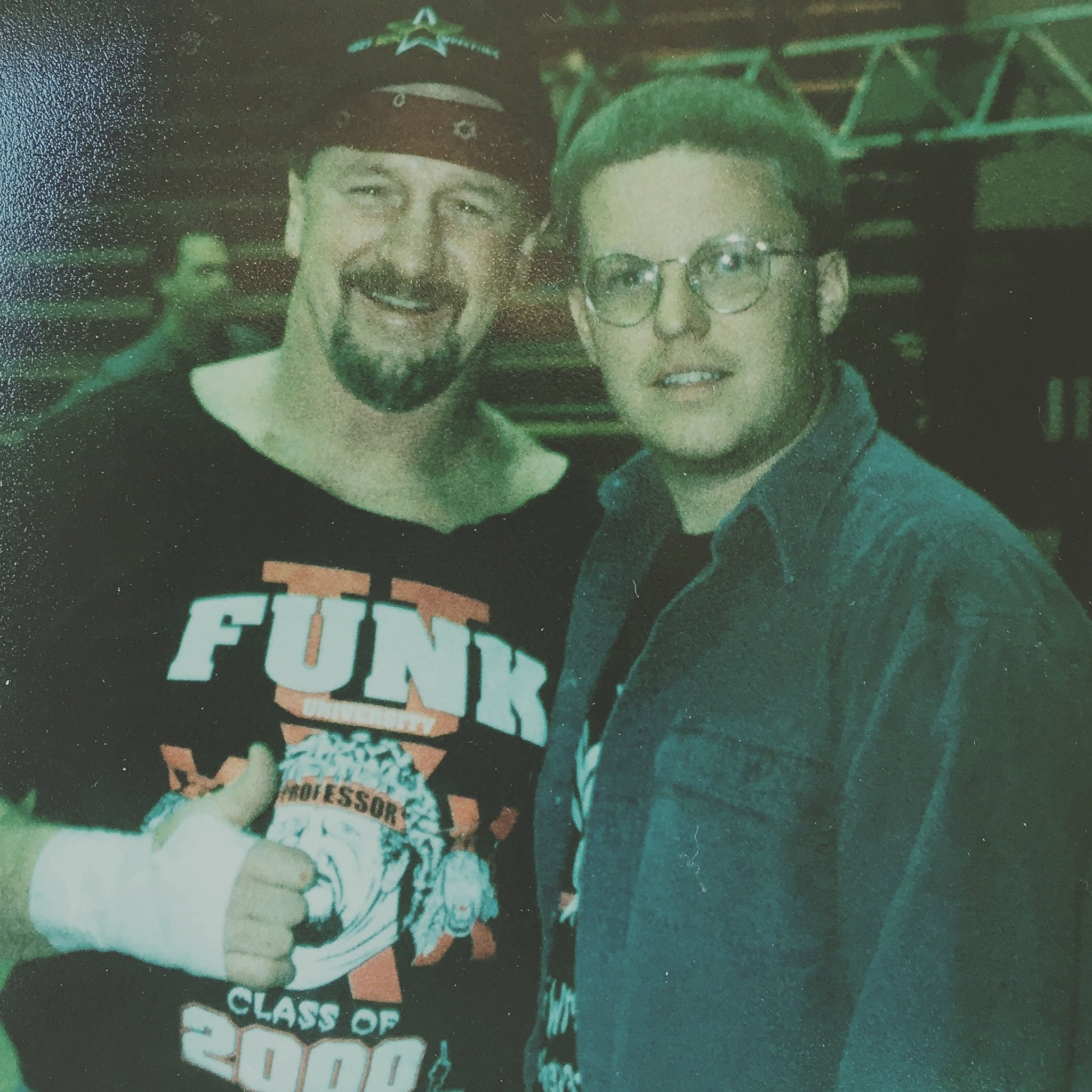 Happy 76th birthday to Terry Funk