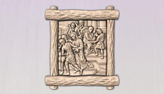 Stations of the Cross, Way of the Cross, Station https://etsy.me/31vaIWP # #woodenicon #religiousicon #religiousgift #catholiccrosspic.twitter.com/AgtwWHQ1BI