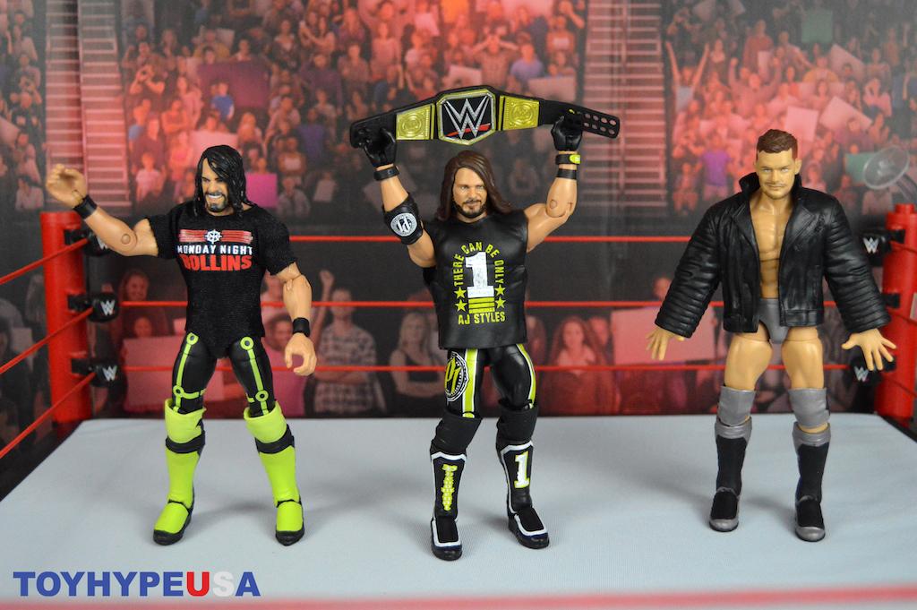#Mattel – #WWE Elite Top Talent 2019 #AJStyles, #FinnBalor & #SethRollins Figures Review  http://toyhypeusa.com/2020/06/29/mattel-wwe-elite-top-talent-2019-aj-styles-finn-balor-seth-rollins-figures-review/…  #WWEEliteSquadpic.twitter.com/t5CcUn11WE  by toyhypeusa.com