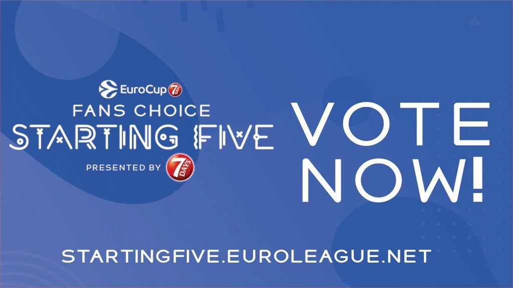 2019-2020 Sezonu EuroCup'ın en iyilerini seçmek için sen de oyunu kullan🗳  Oy vermek için link 👉🏻 https://t.co/4zYalZwlUw https://t.co/vBndsNQ2Vc
