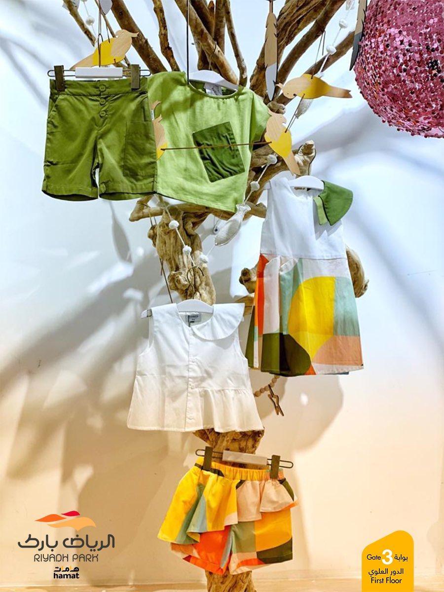محل يضم اكثر من براند ✅ ، قطع قطنية لأطفالكم 100% 🧚🏻♂️ , ملابس سباحة محمية من اشعة الشمس☀️🏄🏻♂️ كل هذا واكثر  تلاقينه في | Bily Bliy baby |👼🏻  #مولاتنا 🛍 https://t.co/N37WWtI2VE