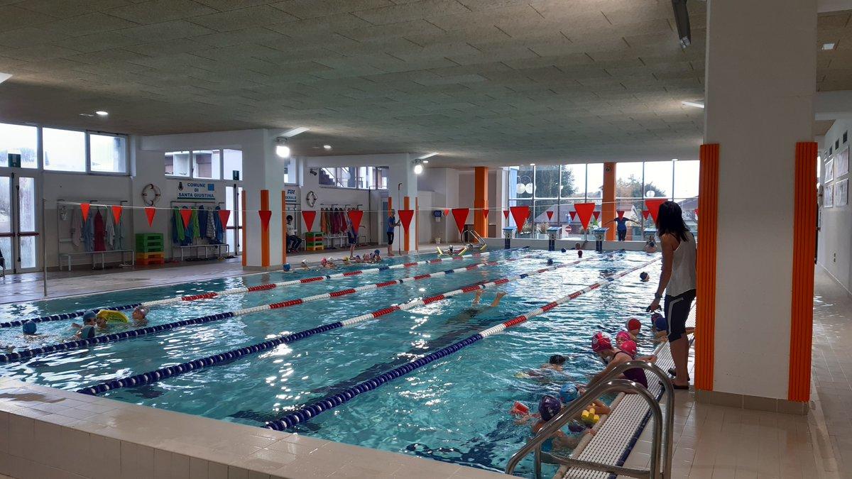 Il 1° luglio riapre la piscina comunale di Santa ...