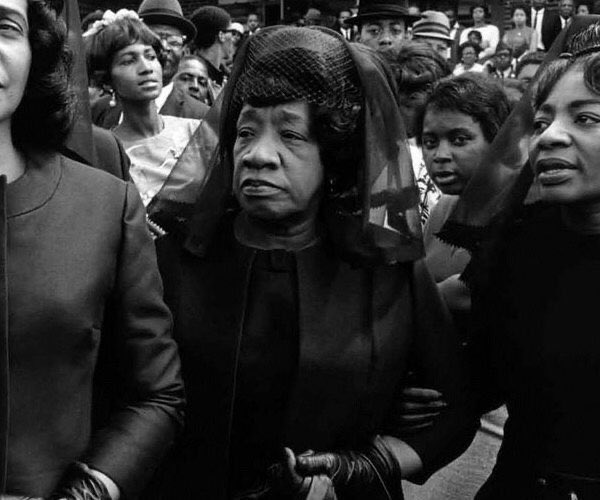 June 30, 1974 — Alberta Williams King was assassinated 6 years after her son MLK Jr. was gunned down in Memphis. https://t.co/BdnccxlRHb