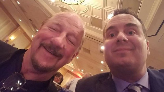 Happy 76th birthday to Terry Funk!