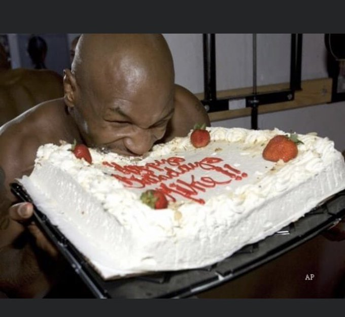 Happy Birthday to the legendary Iron Mike Tyson who turns 54 today!