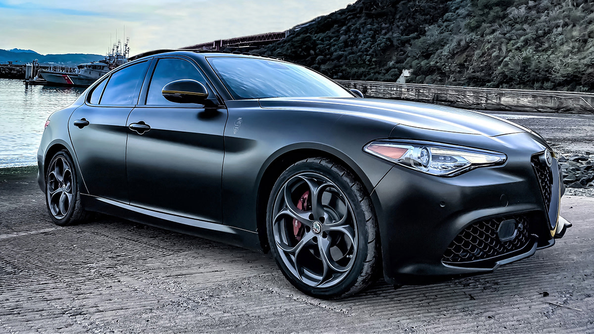 Always ready for a close-up. (📸: Shayne C.) #MyAlfa https://t.co/478VXnrnlE