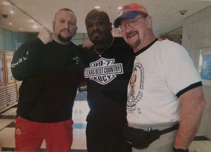 GOD BLESS THE FUNKER.  Happy Birthday Terry Funk is LIVE NOW.  (877) 344 - 4893