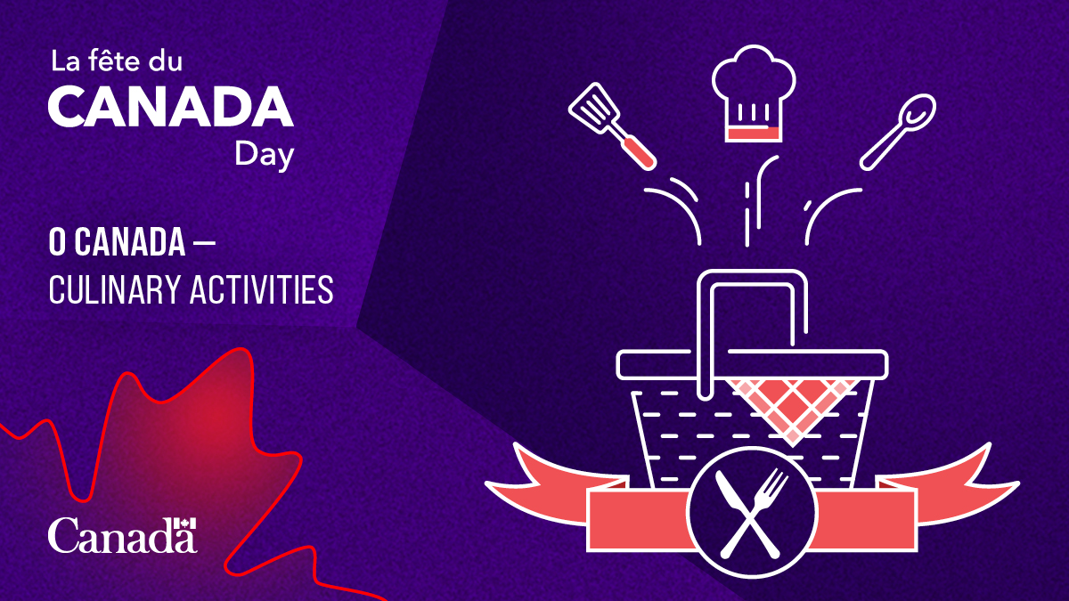 The O Canada Activity Pack has everything you need to make your mouth water.😋 Ideal for #CanadaDay celebrations, its many recipes are sure to impress your guests! https://t.co/BqN19gmExn https://t.co/xvYh1M2HqL
