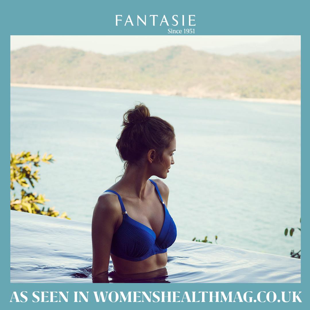 Our Fantasie Ottawa Bikini has been featured in Women's Health 10 Best Bikini's for the Fuller Bust. Read more here: https://t.co/RQHihjrUVA https://t.co/qbIVCdAIWG