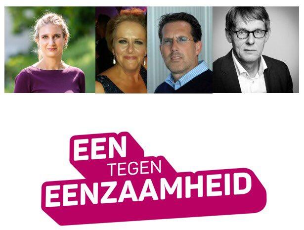 Woon jij in #Soest? Doen dan mee met #eentegeneenzaamheid! Kijken dus dinsdag 19.30 - 20.00 uur!
