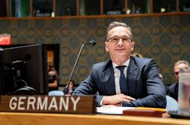 Speaking against the Chinese governments efforts to buy off weak members of the European Union, German Foreign Minister @HeikoMaas urges the EUs 27 members to speak with a single voice against Beijings repressive national security law for Hong Kong. trib.al/uvPHVuX