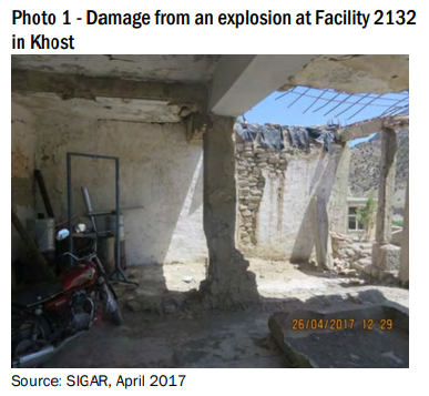 What did SIGAR witness when visiting health facilities in #Afghanistan?  Take a look below. https://t.co/yx4BYQRjvV https://t.co/9FPCwNIW5w