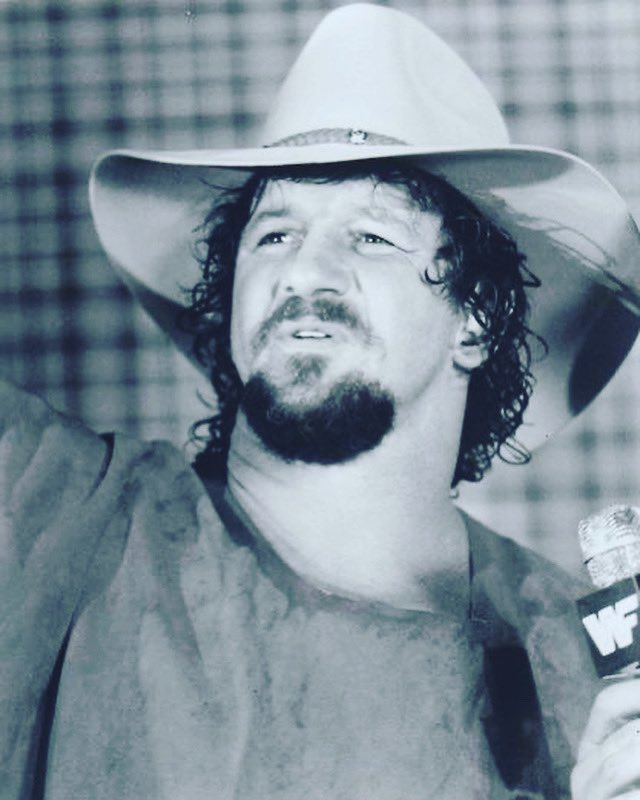 The Funker. Happy 76th Birthday today to Terry Funk!