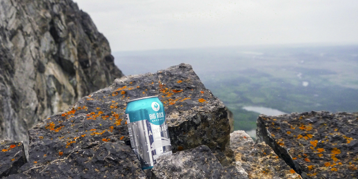 A refreshing reward at the top of the mountain. ⛰️ Jackrabbit Light Lager won't weigh you down on your way down. 🍻🐰 https://t.co/HRqbgO5sf7