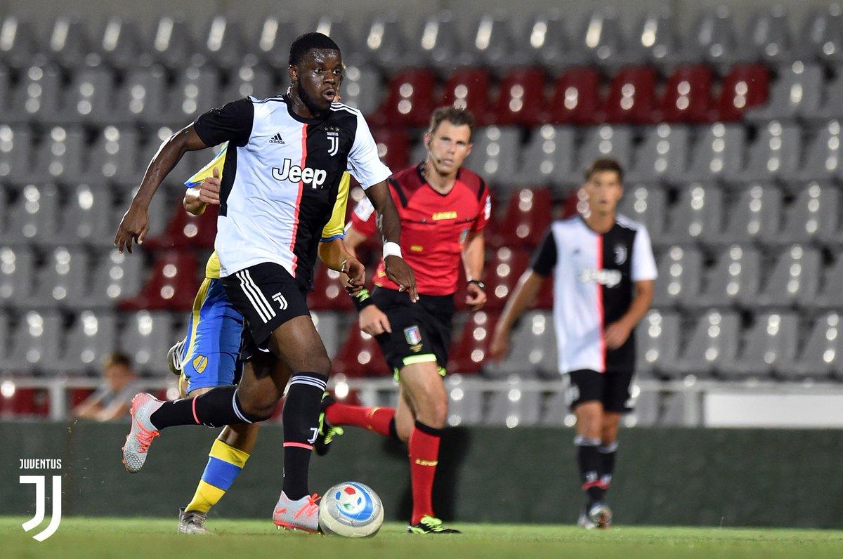 Stephy Mavididi file à Montpellier (Officiel) — Juventus
